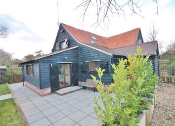 Thumbnail 3 bed barn conversion to rent in Halfpenny Lane, Cholsey, Wallingford