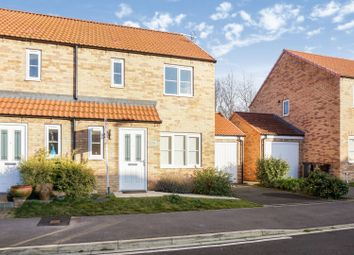 Thumbnail 3 bed semi-detached house for sale in Evergreen Way, Malton