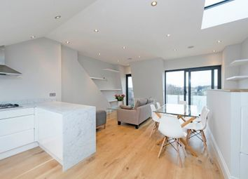 Thumbnail 3 bed flat for sale in East Hill, London