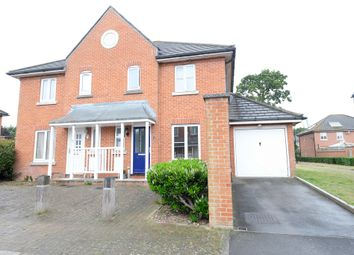 Thumbnail 3 bed semi-detached house for sale in Ordnance Way, Marchwood, Southampton