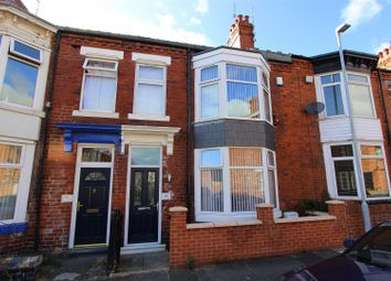 Thumbnail 4 bed terraced house to rent in Belvedere Road, Darlington