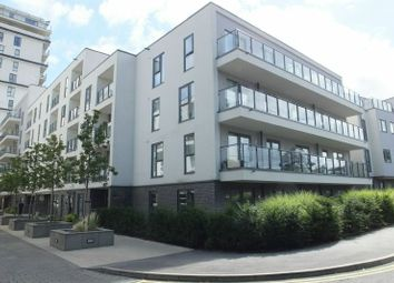 Thumbnail 1 bed flat for sale in Bradfield Close, Woking