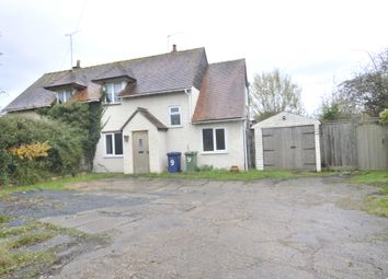 Thumbnail 3 bed semi-detached house for sale in Thirlebrook Cottages, Aston Cross, Tewkesbury, Gloucestershire