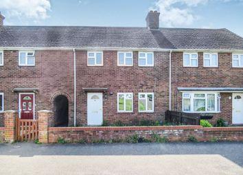 Thumbnail 3 bedroom terraced house for sale in Fettledine Road, Irthlingborough, Wellingborough