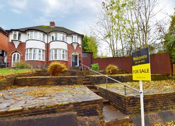 3 bed semi-detached house for sale in Brigfield Road, Billesley B13