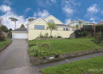 Thumbnail 4 bed detached house to rent in Thatcher Avenue, Torquay