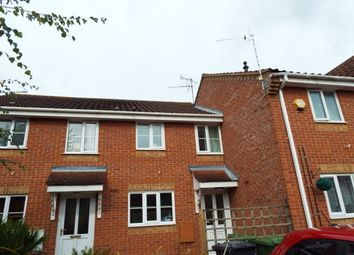 Thumbnail 2 bedroom terraced house to rent in Wharton Drive, North Walsham