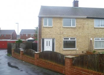 Thumbnail 3 bedroom semi-detached house to rent in Parry Drive, Whitburn, Sunderland