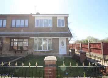 Thumbnail 3 bed semi-detached house to rent in Royden Road, Billinge, Wigan