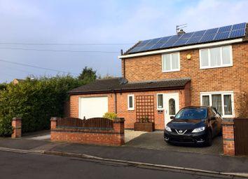 Thumbnail 4 bedroom semi-detached house for sale in Bemrose Road, Allenton, Derby