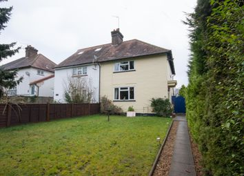 Thumbnail 2 bed semi-detached house for sale in Eastbourne Road, Godstone