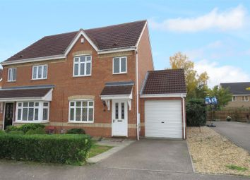 Thumbnail 3 bedroom semi-detached house to rent in Windmill View, Biggleswade