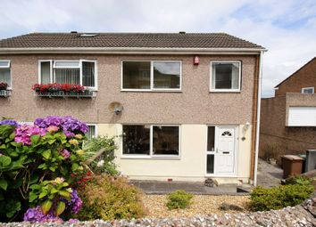 Thumbnail 3 bed semi-detached house to rent in Bellingham Crescent, Plympton