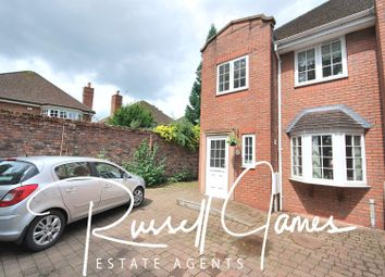 3 bed town house for sale in The Miners Mews, Boothstown, Worsley, Manchester M28
