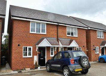 Thumbnail 2 bedroom semi-detached house for sale in Hawthorn Close, Honeybourne, Evesham