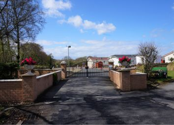 Thumbnail 2 bed mobile/park home for sale in Lylestone Park, Kilwinning