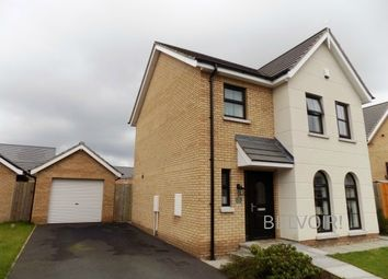 Thumbnail 3 bed detached house to rent in Mornington Gardens, Lisburn
