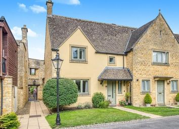 Thumbnail 2 bed end terrace house for sale in Chardwar Gardens, Bourton-On-The-Water, Cheltenham