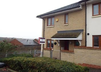 Thumbnail 3 bed end terrace house for sale in Bramble Mews, Gravesend, Kent, .