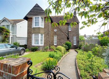 Thumbnail 4 bed detached house for sale in Homefield Road, Worthing, West Sussex