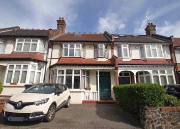 Thumbnail 4 bed terraced house for sale in Woodberry Avenue, London
