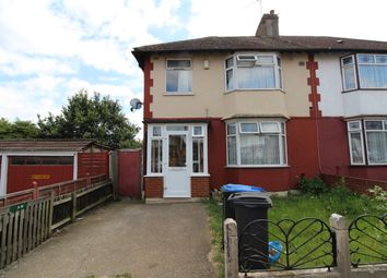 Thumbnail 3 bed detached house to rent in St. James Gardens, Wembley