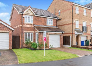 Thumbnail 3 bed detached house to rent in Wakelam Drive, Armthorpe, Doncaster