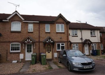 Thumbnail 2 bed terraced house for sale in Glendower Close, Churchdown, Gloucester