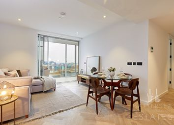 Thumbnail 2 bed flat to rent in Circus Road West, Battersea Power Station, Battersea, London
