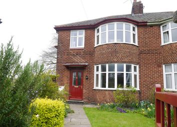Thumbnail 3 bed semi-detached house for sale in Holgate Bridge Gardens, Holgate, York