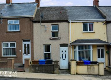 Thumbnail 2 bed terraced house for sale in Carson Street, Larne, County Antrim