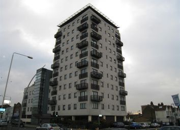 Thumbnail 2 bedroom flat for sale in The Pinnacle, High Road, Chadwell Heath, Romford