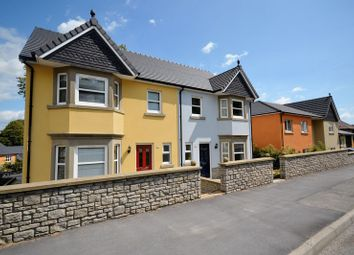 Thumbnail 4 bedroom semi-detached house to rent in Bronwydd Road, Carmarthen