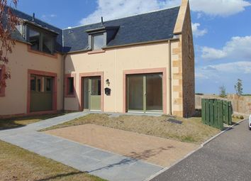 Thumbnail 2 bed end terrace house for sale in Haddington