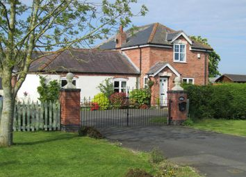 Thumbnail 4 bed detached house for sale in Shocklach, Malpas