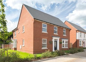 "Thumbnail 4 bed detached house for sale in ""Avondale"" at Whitby Road, Pickering"