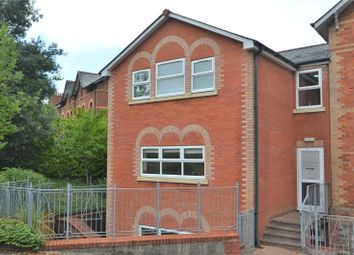 Thumbnail 1 bed flat for sale in Fig Tree Court, Canal Hill, Tiverton, Devon