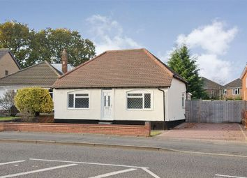 Thumbnail 2 bed detached bungalow for sale in Lichfield Road, Shelfield, Walsall