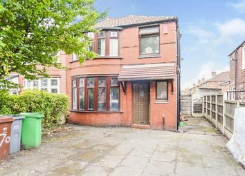 3 bed semi-detached house for sale in Parrs Wood Road, Manchester, Greater Manchester, Uk M20