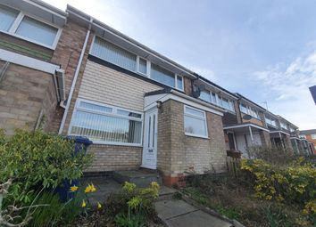 Thumbnail 3 bed terraced house to rent in Lowbiggin, Westerhope, Newcastle Upon Tyne