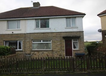 Thumbnail 3 bed semi-detached house for sale in Highmoor Crescent, Brighouse
