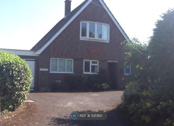 Thumbnail 3 bedroom detached house to rent in Hampton Park Road, Hereford