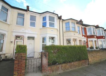 Thumbnail 4 bedroom terraced house to rent in Coniston Road, London