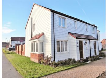 Thumbnail 3 bedroom semi-detached house for sale in Halcrow Avenue, Dartford