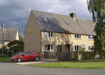 Thumbnail 3 bedroom terraced house to rent in Wytham View, Eynsham, Witney