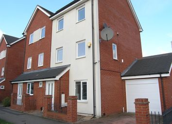 Thumbnail 4 bedroom semi-detached house for sale in Tumbler Grove, Off Wednesfield Road, Wolverhampton