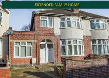 4 bed semi-detached house for sale in Gainsborough Road, Knighton, Leicester LE2