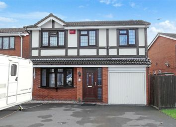 Thumbnail 5 bedroom detached house for sale in Ravenhill Drive, Ketley Bank, Telford, Shropshire