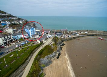 Thumbnail 2 bed flat for sale in South John Street, New Quay, Ceredigion