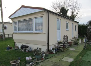 Thumbnail 1 bed mobile/park home for sale in Meadow Close (Ref 5817), Yatton Keynell, Chippenham, Wiltshire